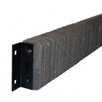 "RB4510-99-A 4-1/2"" x 10"" x 8'-3"" Laminated Bumper"