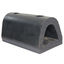 "RD-6 Extruded Bumper 5-1/2"" x 5-3/4"""